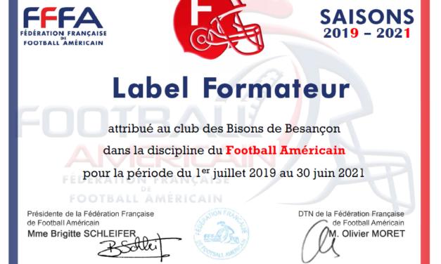 UN CLUB FORMATEUR RECONNU ET SALUÉ POUR SON TRAVAIL